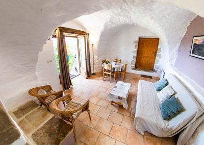 Le séjour du gîte Le Murier au Domaine de l'Astic en Ardèche
